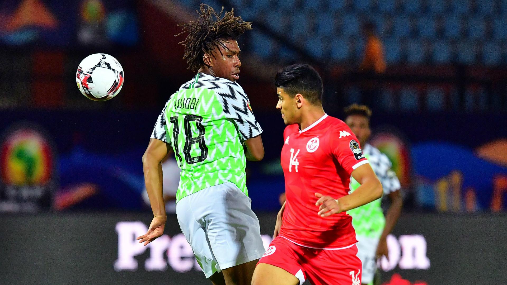Nigeria 1-1 Tunisia: Super Eagles Player Ratings