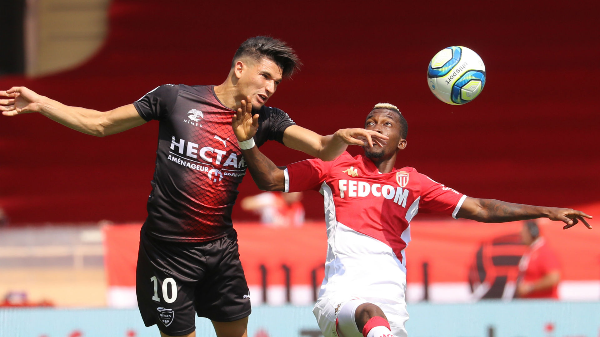 Monaco force draw against Reims in Kovac's first game in charge