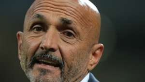 Luciano Spalletti Inter coach