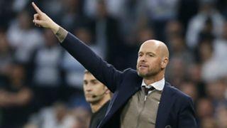Erik ten Hag Tottenham Ajax 30042019