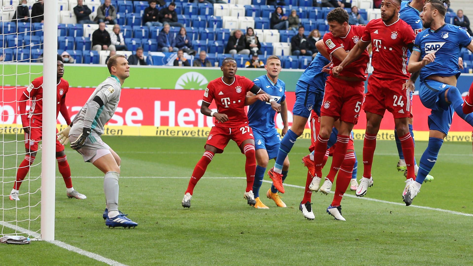 Première lourde défaite des Bavarois en 2020 — Bayern Munich