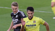 Martin Odegaard Pedraza Villarreal Real Madrid LaLiga