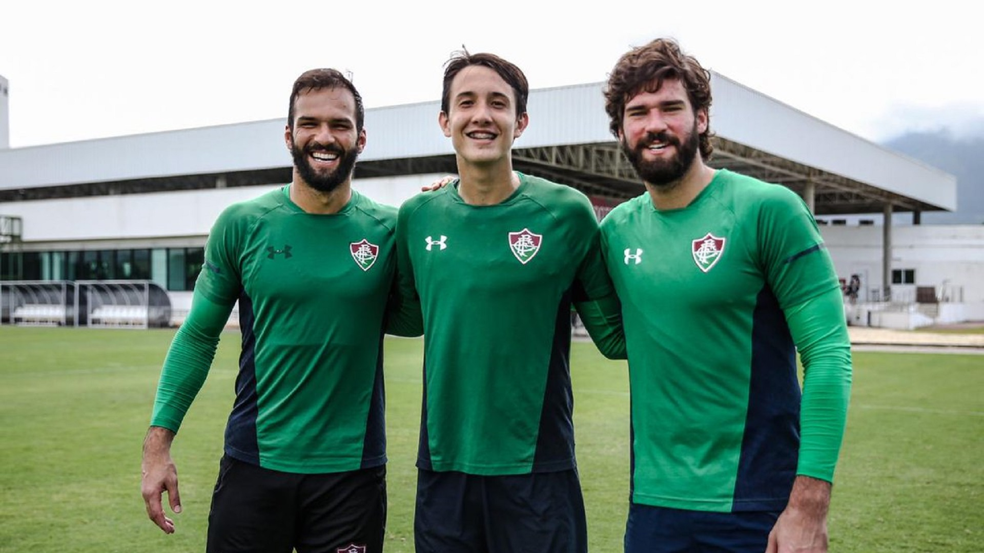 Liverpool sign U17 World Cup winner Pitaluga who worked with Alisson's brother at Fluminense