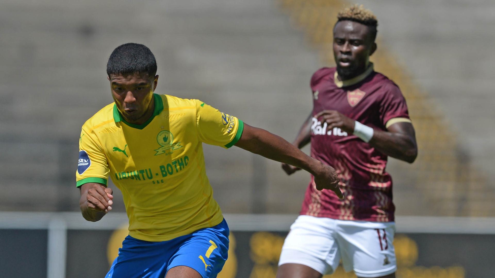 Stellenbosch FC 1 - 2 Mamelodi Sundowns: Shalulile late strike earns Masandawana victory