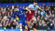 Christian Pulisic Chelsea West Ham English Premier League NHA EPL