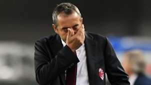 Marco Giampaolo AC Milan 2019-20