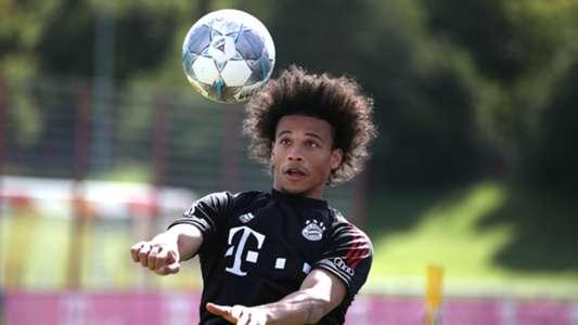 Goretzka looking forward to reuniting with new Bayern signing Sane   Goal.com
