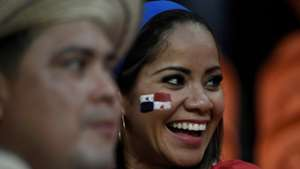 美女サポワールドカップ_パナマvsチュニジア_パナマ1