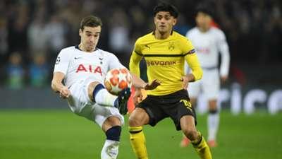Mahmoud Dahoud BVB Spurs 13022019