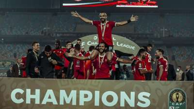 Mohamed Magdy Afsha – Marwan Mohsen – Al Ahly - CAF Champions League 27-11-2020