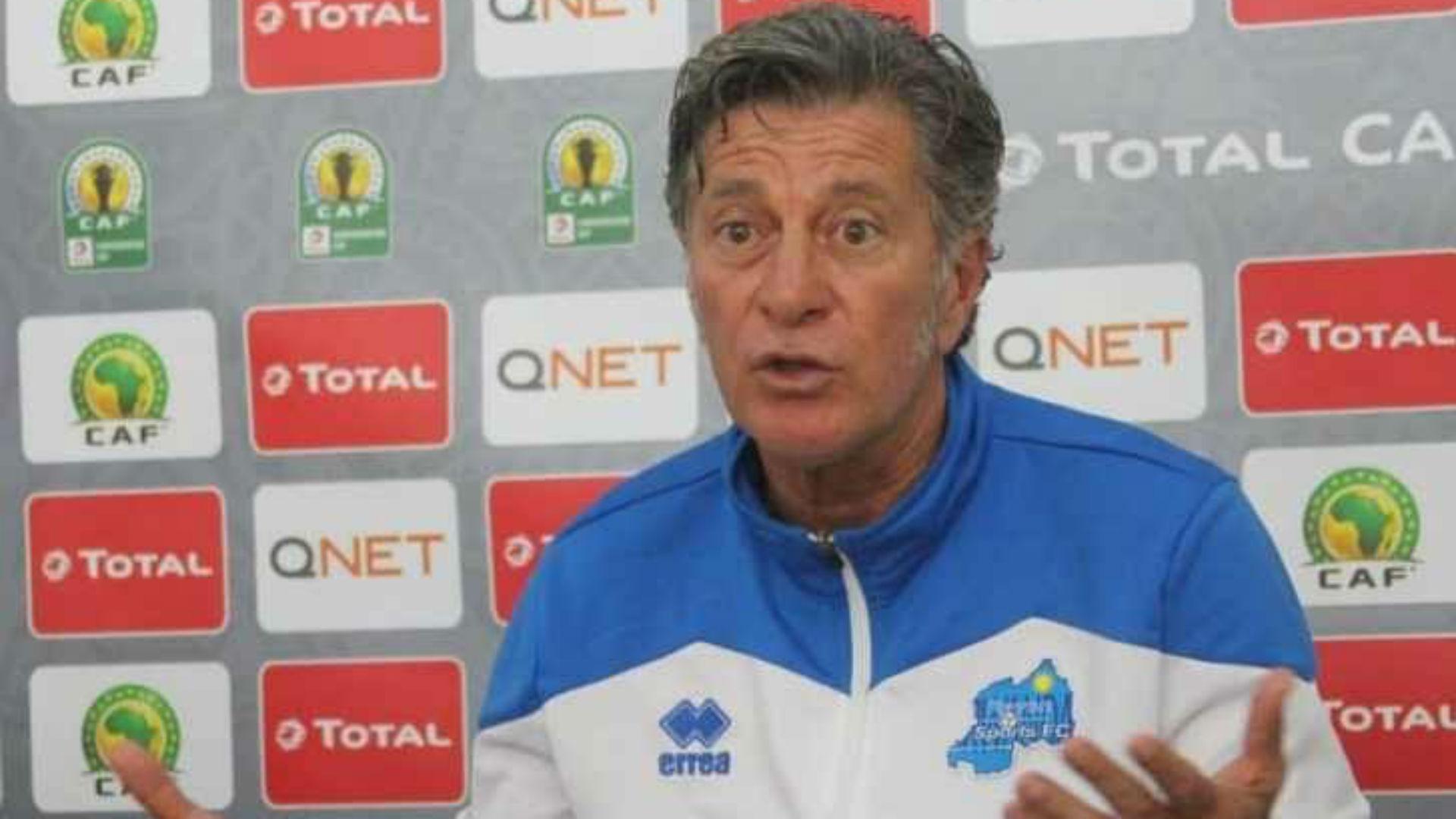 Oliveira Goncalves: Gor Mahia set to unveil Brazilian as replacement for Polack