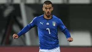 Leonardo Spinazzola Italy
