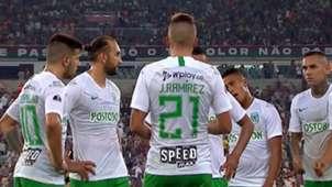 Fluminense Atlético Nacional Copa Sudamericana 2019