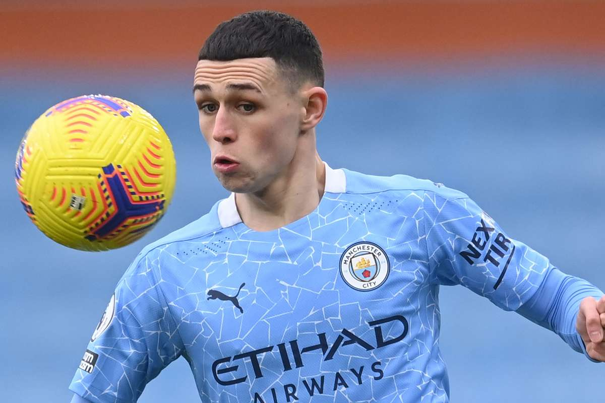Man City's Foden shines with perfect strike against Liverpool