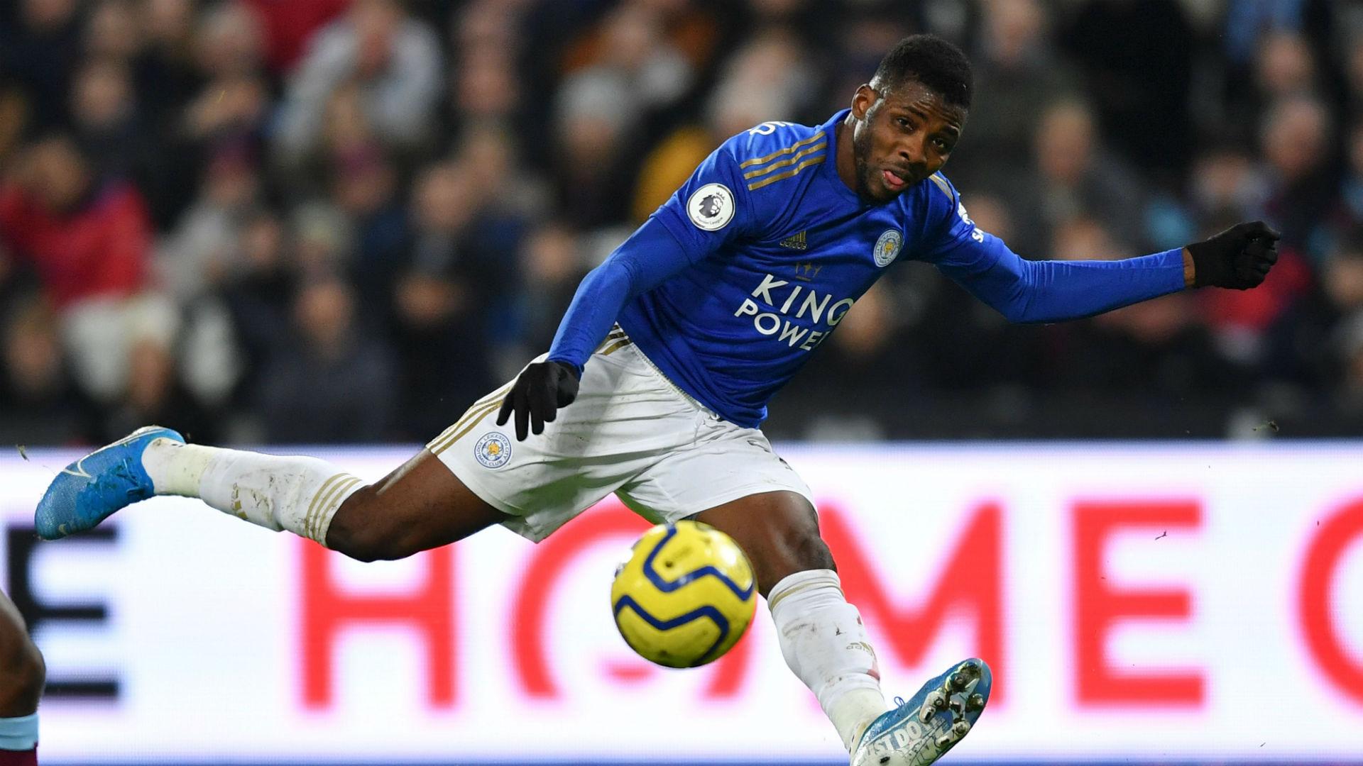 Kelechi Iheanacho - Leicester City
