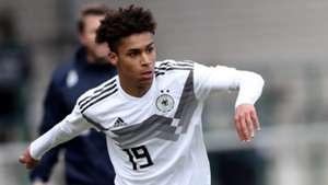 Linton Maina Germany U19 24032018