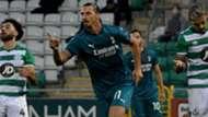 Ibrahimovic Shamrock Rovers Milan Europa League