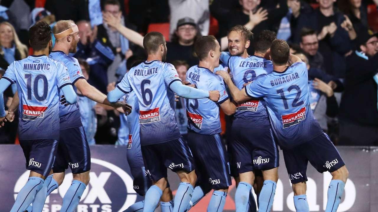 Siem de Jong Sydney FC