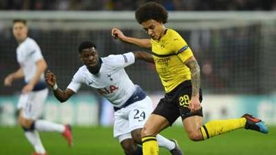 Axel Witsel BVB Tottenham 13022019