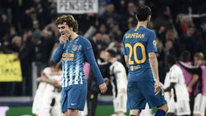 Griezmann Juanfran Atletico Madrid 2018-19