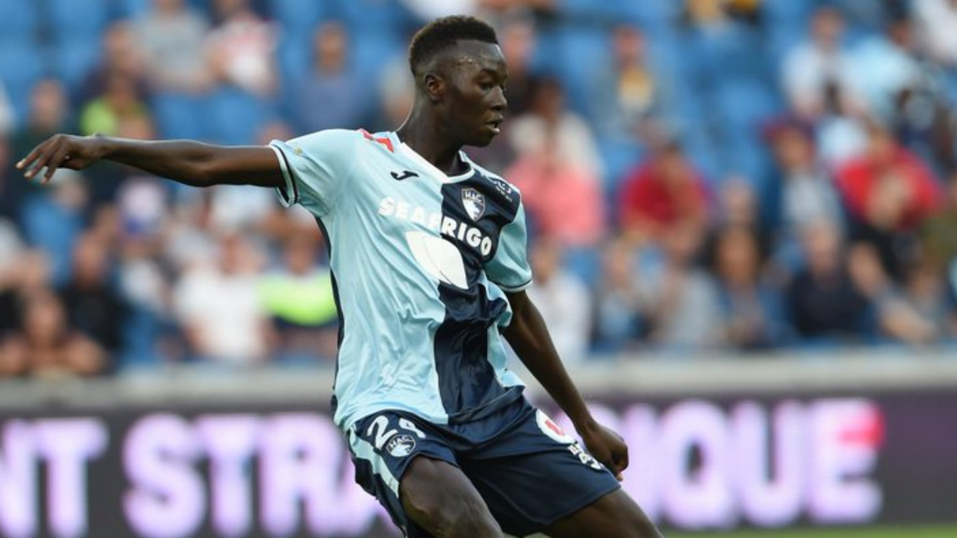 Pape Gueye: Watford sign Le Havre midfielder on five-year deal