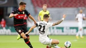 ONLY GERMANY VfB Stuttgart HSV Hamburger SV 2. Bundesliga 28052020
