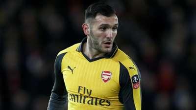 Lucas Perez Arsenal