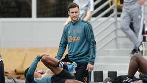 Nicolas Tagliafico, Ajax, 01102020 *USE ON GOAL NETHERLANDS ONLY*