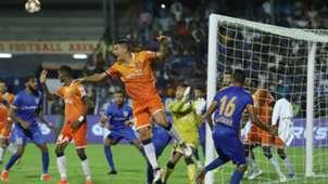 Carlos Pena Mumbai City FC Goa ISL 6 11072019