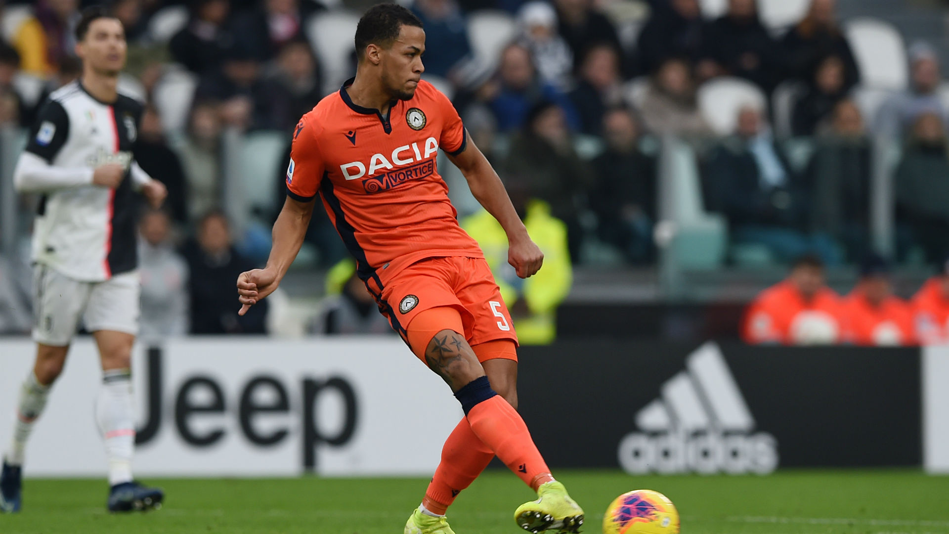 Troost-Ekong's Udinese continue winless run against Atalanta