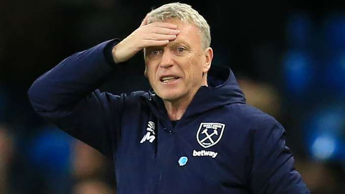 David Moyes West Ham 2019-20