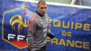 'I'm happy with what I have' - Algeria coach dodges Benzema call-up question