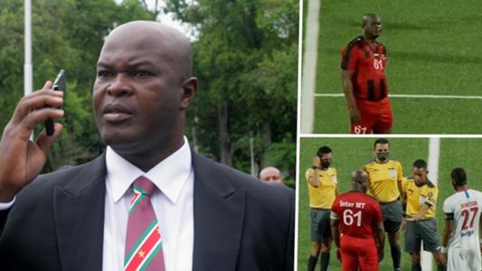 CONCACAF-League-Einsatz mit 60: Altersrekord für Surinams Vizepräsidenten Brunswijk | Goal.com