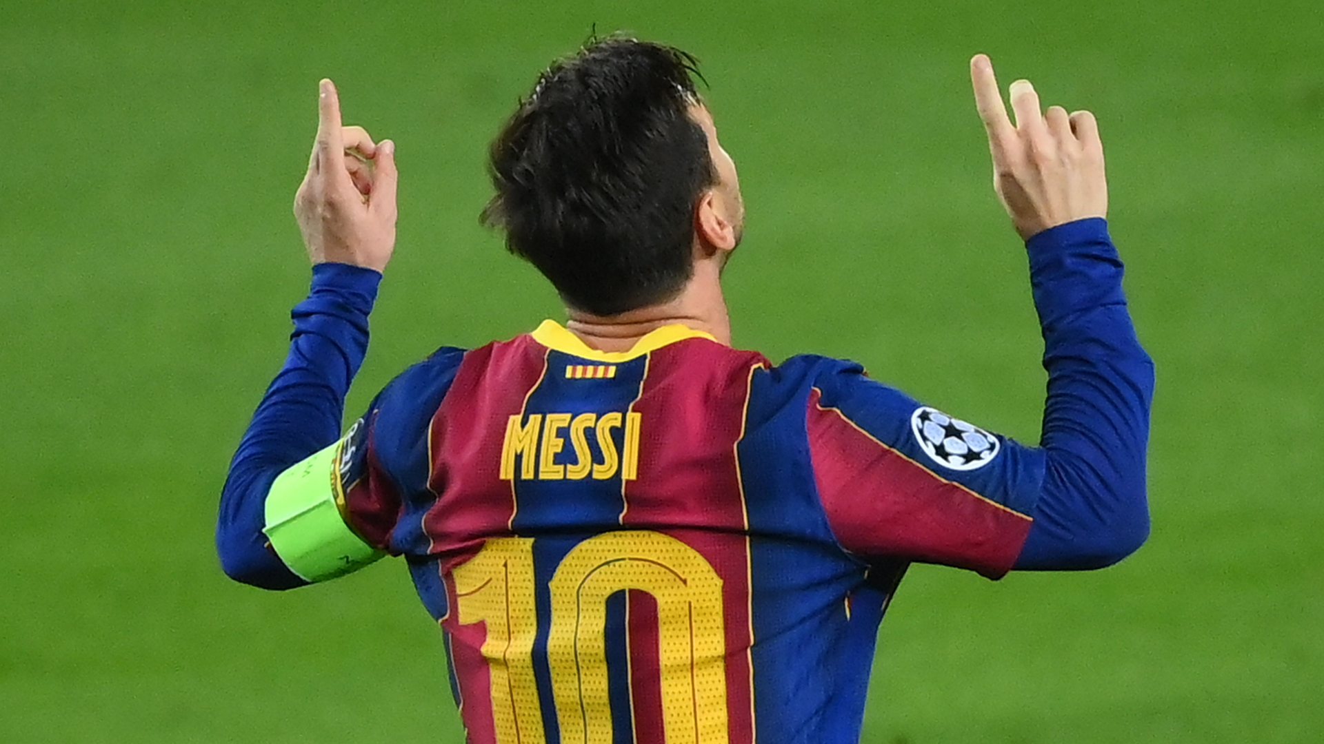 Barcelona presidential candidate 'convinced' Messi wants to stay but admits talks must be held