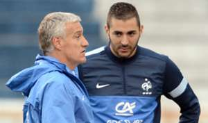 Benzema & Deschamps
