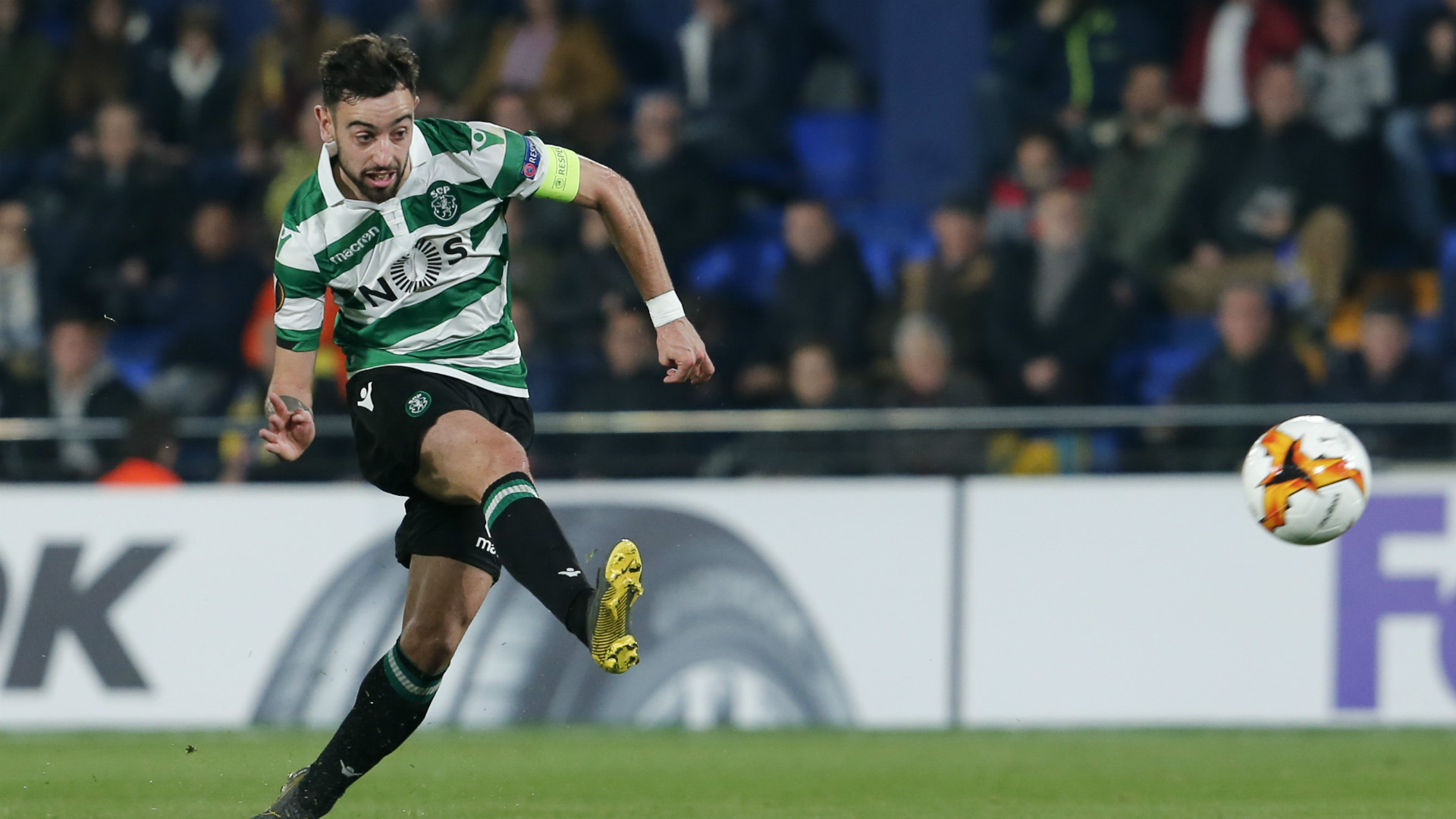 Bruno Fernandes Sporting CP
