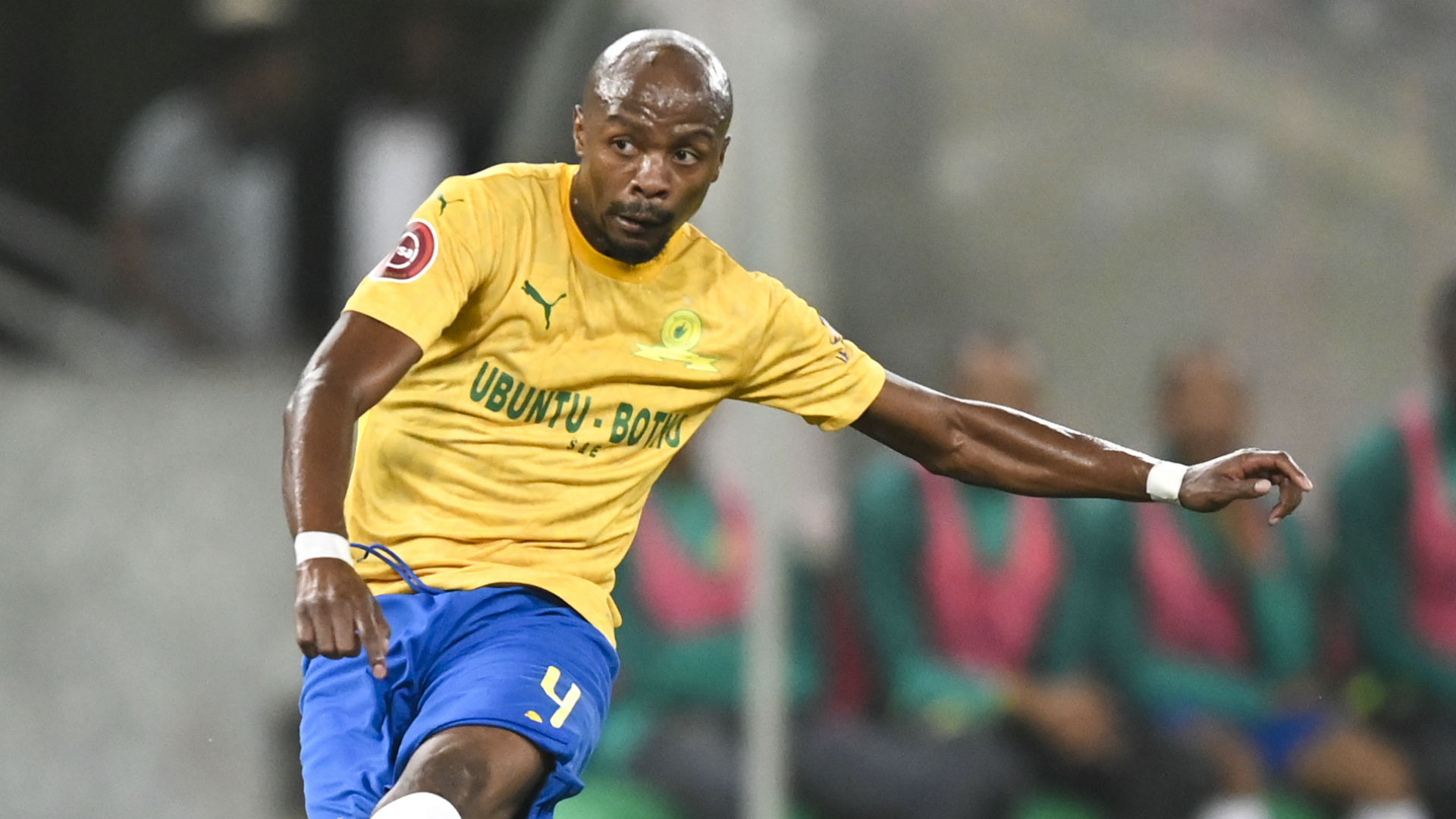 Tebogo Langerman of Mamelodi Sundowns, 2019