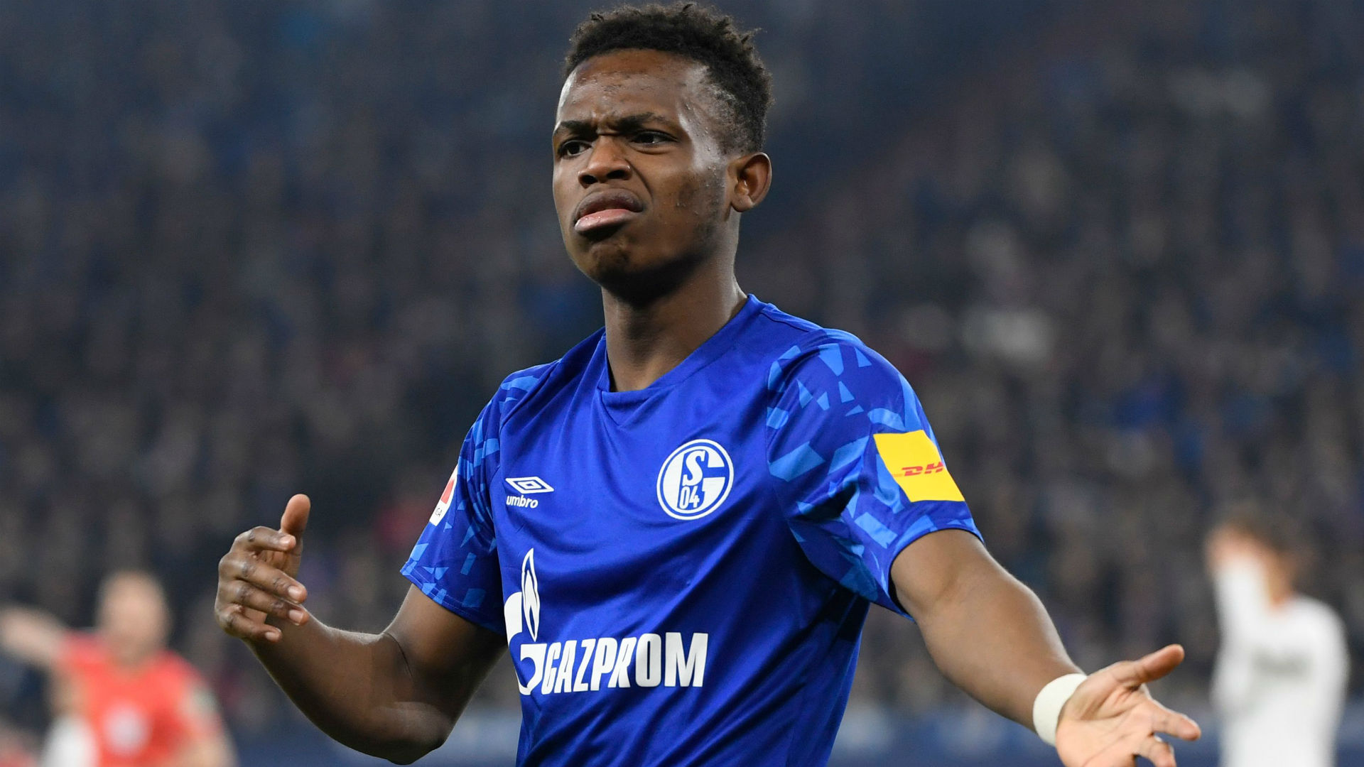 'Liverpool, Chelsea & Tottenham wanted me' - Matondo reveals why he opted for Man City before Schalke move