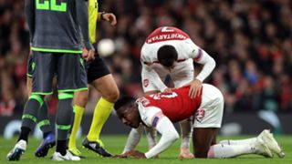 Danny Welbeck Arsenal Sporting Europa