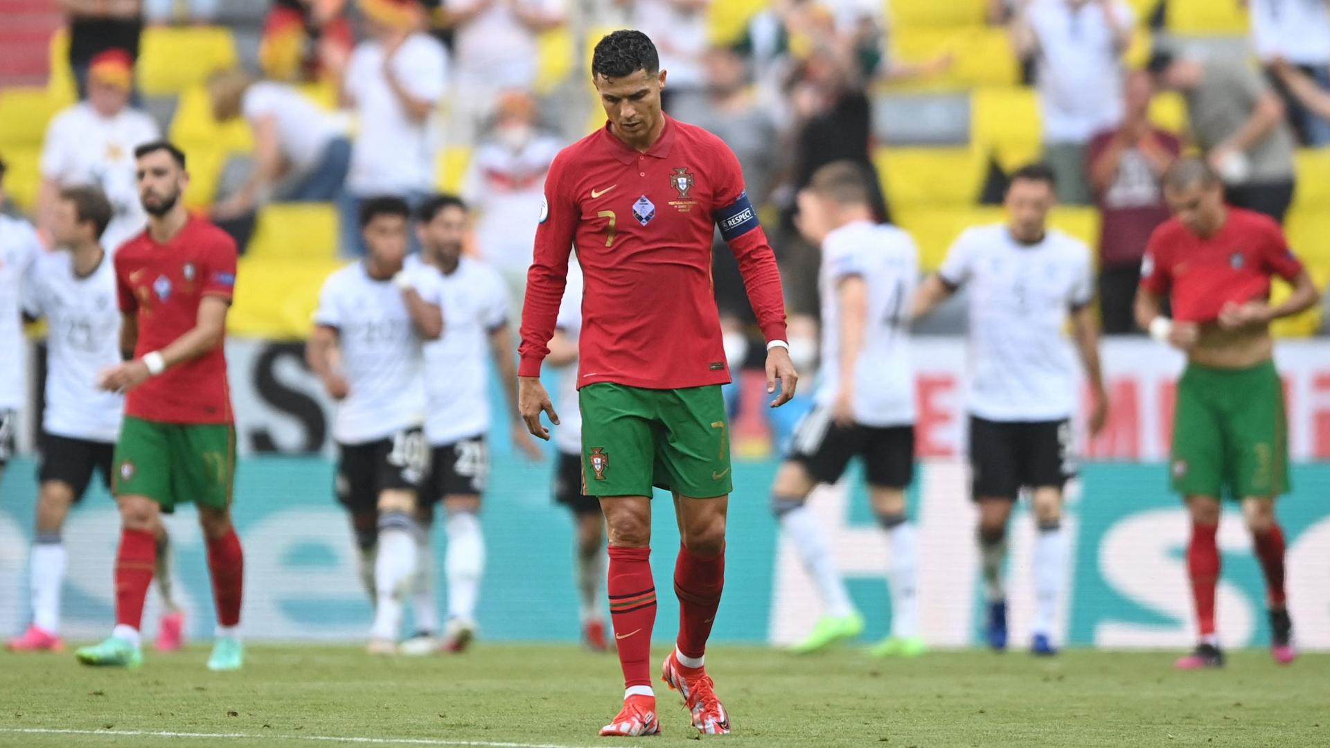 Euro 2020) Ronaldo ghi bàn, Bồ Đào Nha vẫn thua ngược ĐT Đức | Goal.com