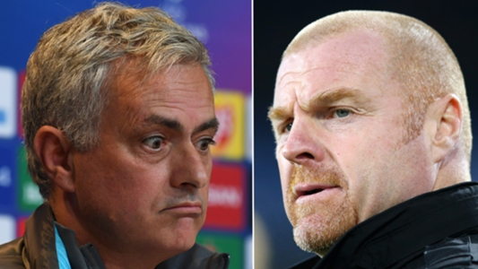 'His face was more shocked than mine!' - Mourinho in hilarious run-in with Burnley boss Dyche