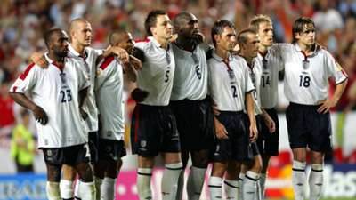 England Euro 2004