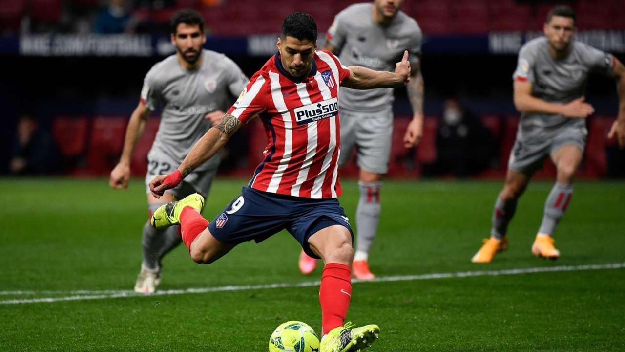 Luis Suarez Atletico Madrid 2021