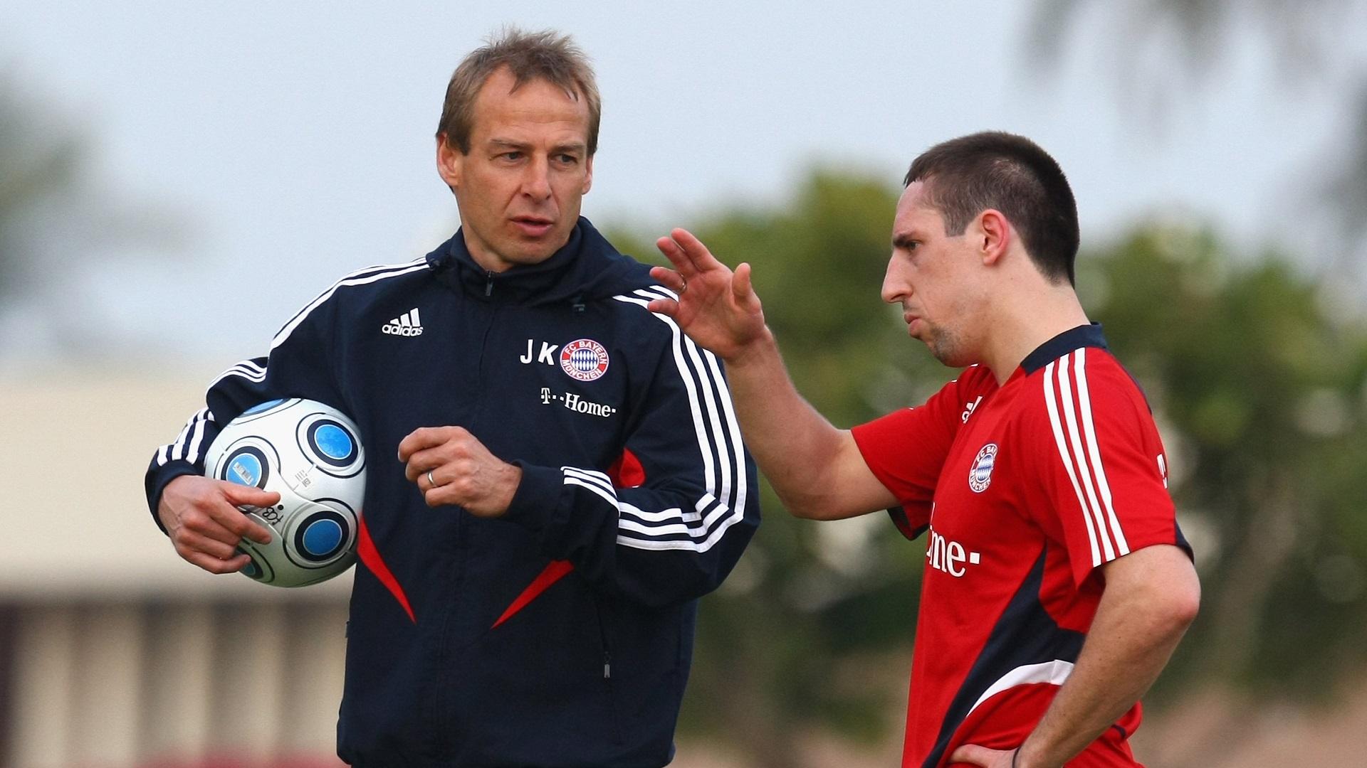 Klinsmann took Bayern into modern times – and not with Buddha ...