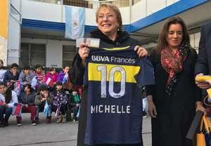Bachelet Boca