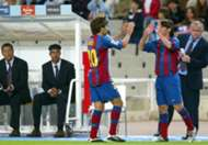 Messi debut Barcelona Espanyol 2004