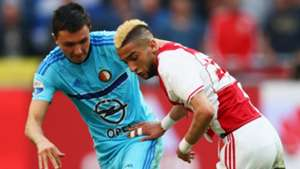 Hakim Ziyech Ajax Feyenoord 02042017