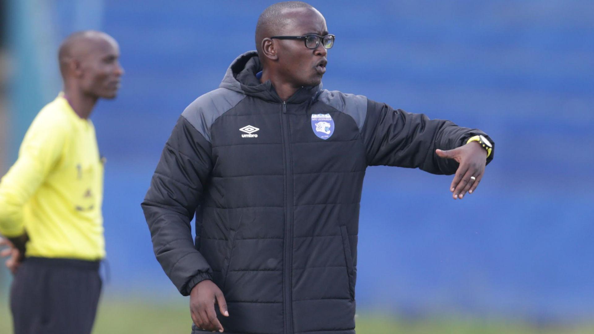 Kimani right man for AFC Leopards coaching job - Situma | Goal.com