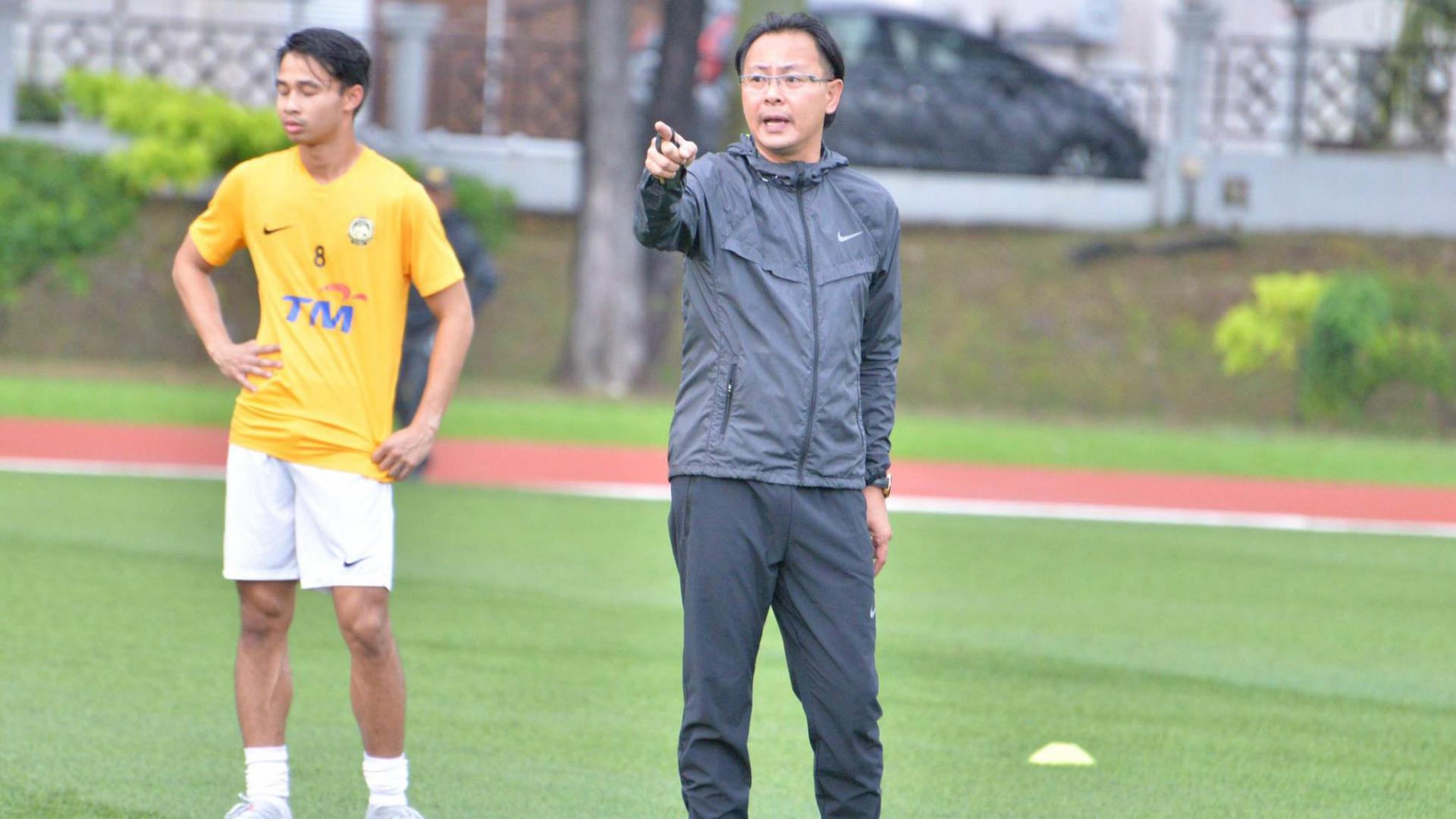 Ong Kim Swee, Wan Kuzain, Malaysia U23