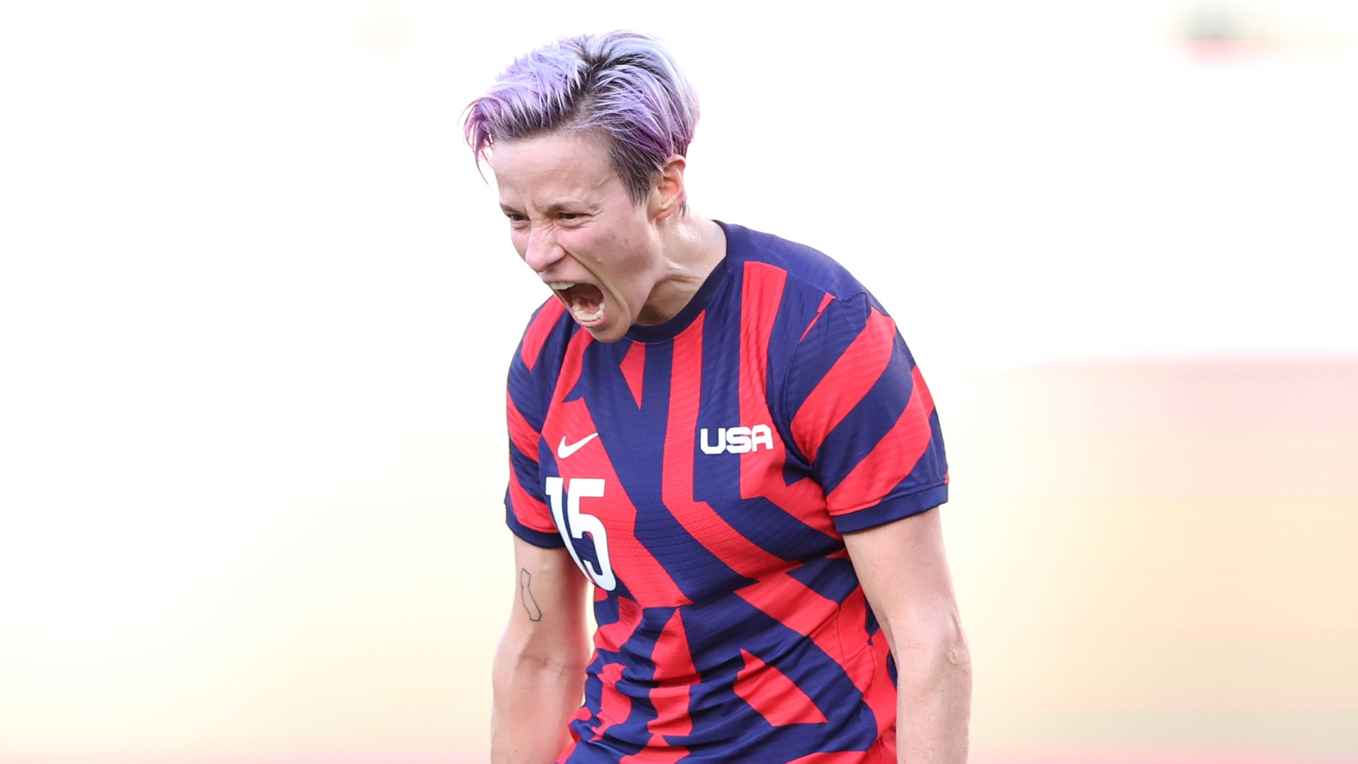 'That's why they call it an Olimpico' - USWNT's Rapinoe scores direct from a corner in bronze medal match vs Australia